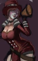Mad Moxxi by StitchParadox