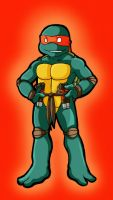 Michelangelo by Meb90