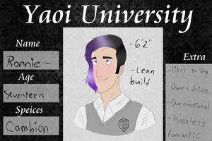 An all new bae *Updated description* by Danny-Senpai