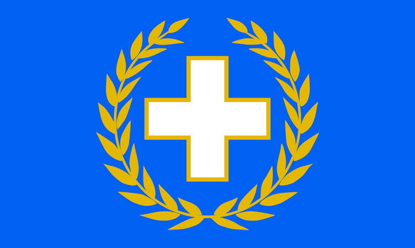 Flag of the Groman Empire by CyberPhoenix001