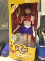 11.5 Sailor Saturn Doll 2001 by Pink-chi