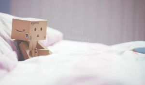 Lazy day danbo by BeciAnne