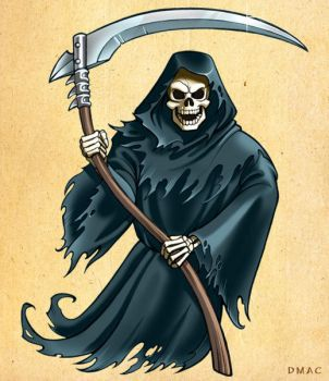 Grim Reaper by D-MAC