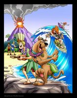 Scooby 5 by C-McCown