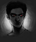 dark!scott by magnetowasleft