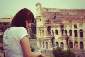 In Rome by mellowpt