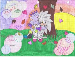 "Silvaze_fall_sunset_""Sabes"" by izzysonic77"