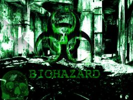 Biohazard by Shardxofxaxmemory