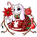 Merry Christmas! by PolarisFawn