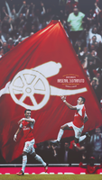 Ozil and Alexis vs Manchester United by Lagvilava