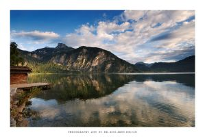 Mondsee - II by DimensionSeven