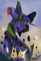 Evangelion by LoOlly-POop