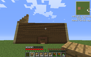 Present Amount done of my Minecraft Mansion by MincraftMegaAbsray