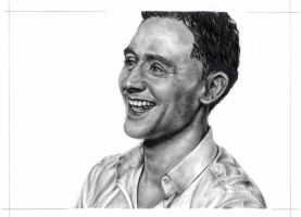 Tom Hiddleston by LiubovKorotkova