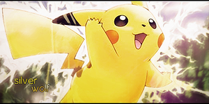 Pikachu. by Kash2Smash