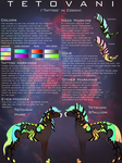 .:Tetovani Breed Sheet:. by johnmowfive