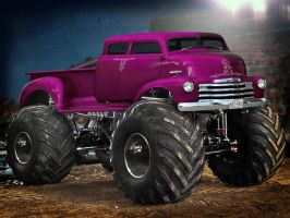 Monster Chevy Virtual tuning by osdx
