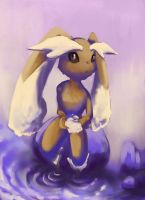 Lopunny by Phycofox