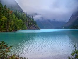 Kinney Lake by ShogunMaki