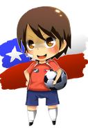 Chile al Mundial - Request by chiaky
