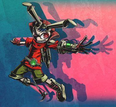 Hare boy. by paet