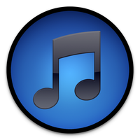 iTunes 10 Icon Clean Redesign (Retina) by djtech42