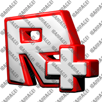 Roblox Plus Logo by IBarrageI