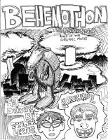 Behemothon The Graphic Novel by K-111