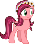 Ponified Gloriosa Daisy by Rustle-Rose