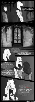 LABYSS [Confusion/p13, Undertale comic] by Reunaa
