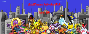 Global Pokemon Multicultural Club Poster by GeneralHelghast