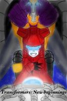 Transformers: New Beginings by Jack3Dragon