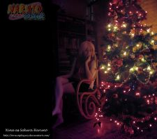 X-mas- Sakura by ToraCosplayers