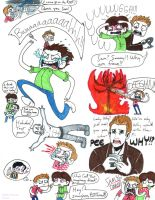 STAA Episode 6 Doodles by Strabius