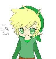 Request - Chibi Link by sunshine12313