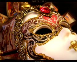 mask by JoannaGebka