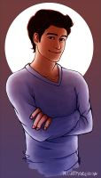 Scott McCall by trasigpenna