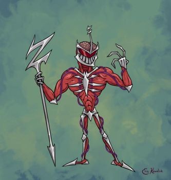 Lord Zedd by Monster-Man-08
