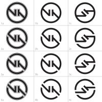 New NK Logo Concepts by cow41087