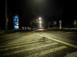 Nocturnal Street IV by 5haman0id