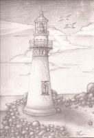 The Lighthouse by SonicBornAgain