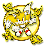 Super Tails Revamp by Jofinin