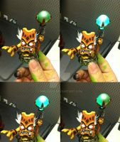 Skylanders: Custom Double Trouble by neilsugg