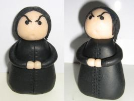 Severus Snape by crimsomnia