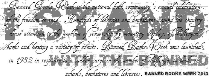 Banned Books Week 2013 Facebook Cover Photo2 by The-Siriana