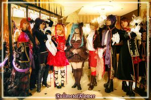 VOCALOID2 by fullmetalflower