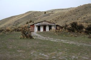 Bannack Ghost Town 423 by Falln-Stock