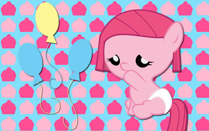 Baby Pinkie Pie WP by AliceHumanSacrifice0