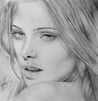 Ashley Greene by N3ttan