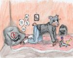 Welcome To My Pad by Z-The-Wolf